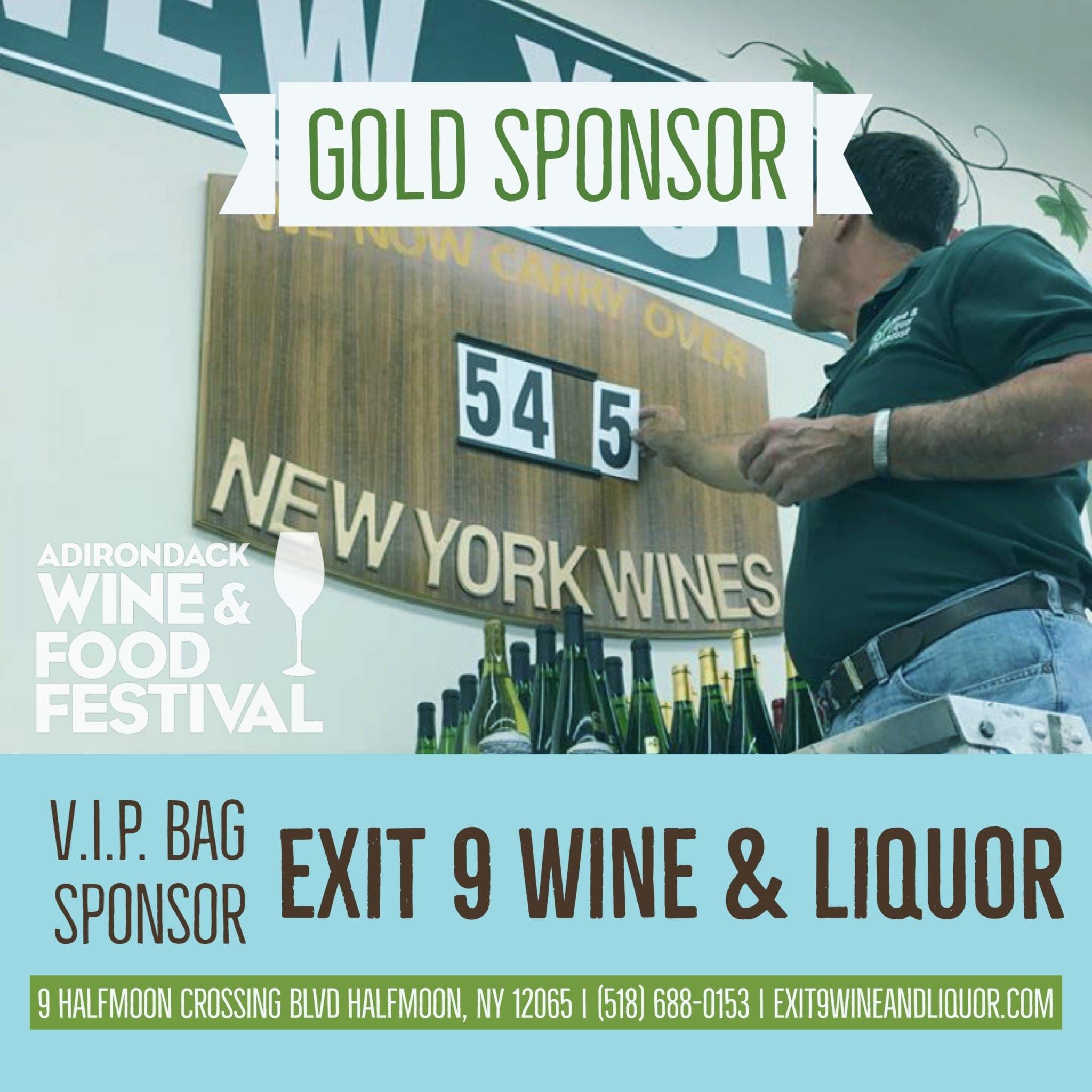 Exit 9 Wine and Liquor