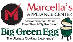 Platinum Sponsor: Marcella′s Appliance & The Big Green Egg