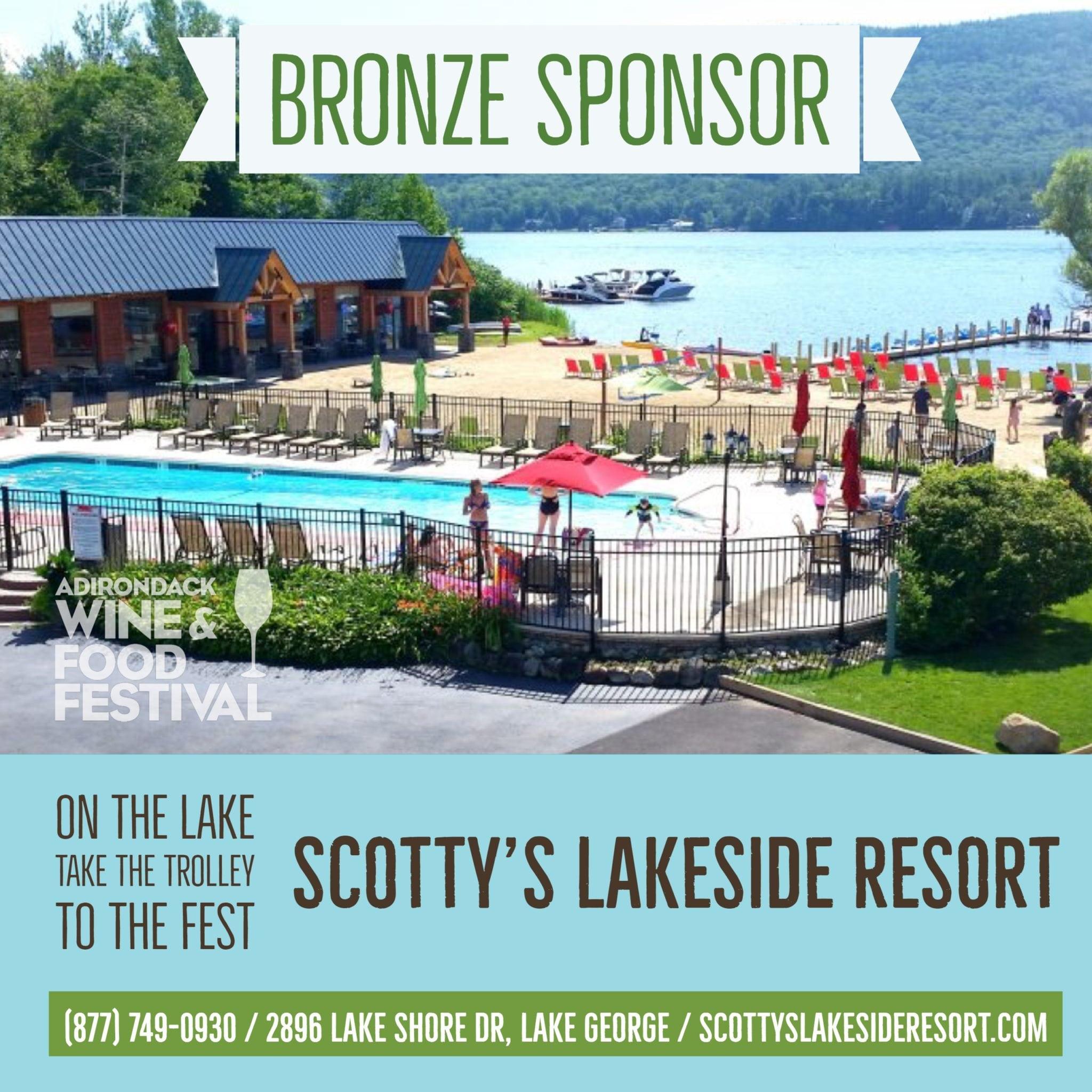 Scottys Lakeside Resort