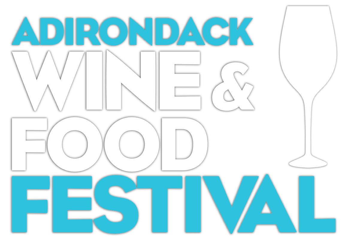 Adk Wine and Food Fest Logo