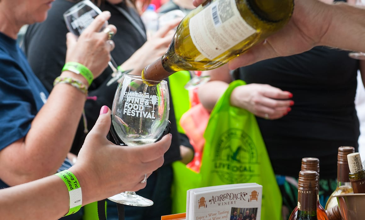 About The Adirondack Wine And Food Festival Of Lake George