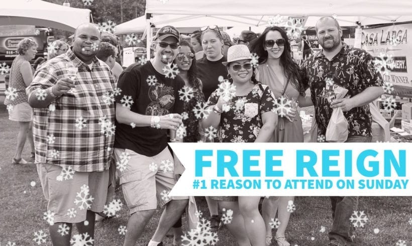 #SUNDAYFUNDAY – 6 Great Reasons to Attend the Adirondack Wine & Food Festival on Sunday!