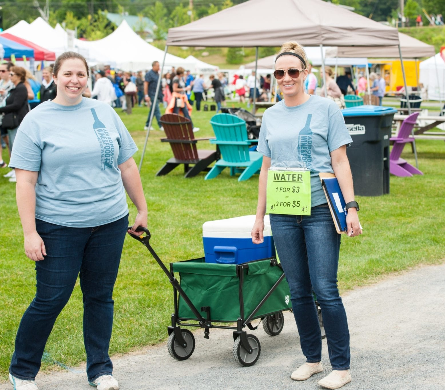 Adirondack Wine and food festival Big Brothers Big Sisters